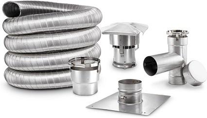 chimney liner kit