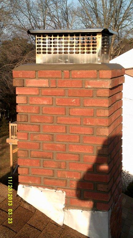 Cracked Chimney Repair Fairfield Chimney Sweeping And