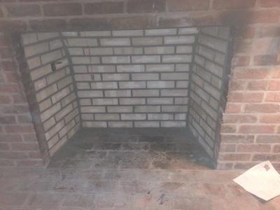 Chimney Repair Bloomfield Ct Firebox Rebuilt Chimney