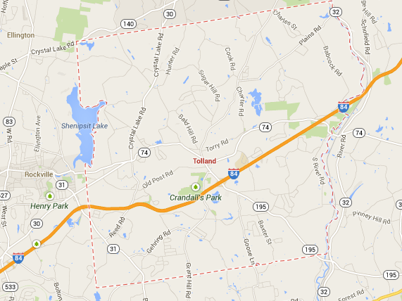Tolland chimney cleaning