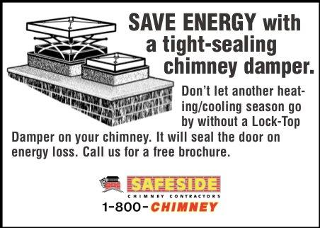 chimney damper ct