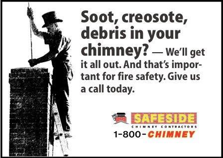 chimney soot ct