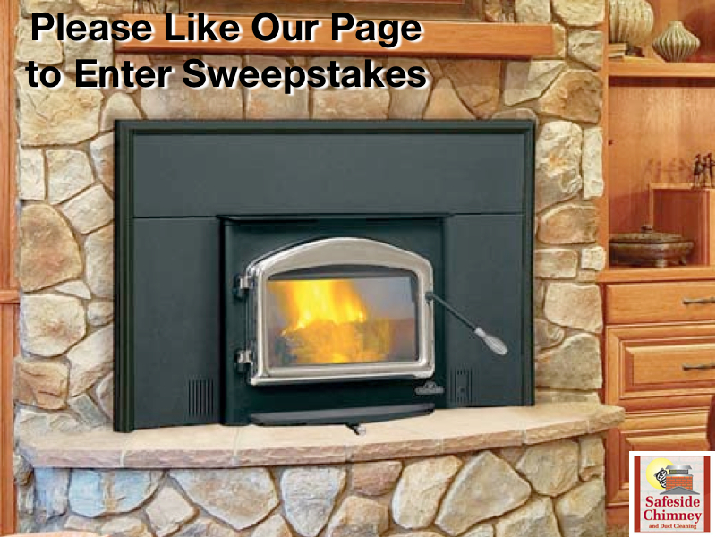 Safeside Chimney Woodstove Giveaway 2014