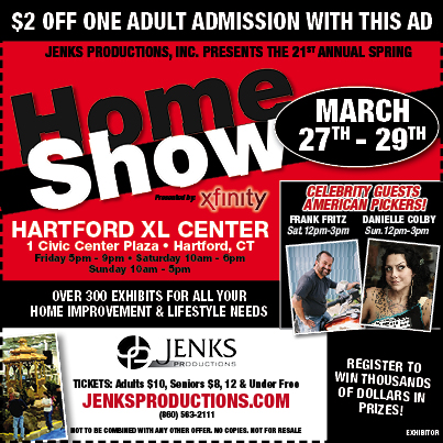 Jenks 21st Home show