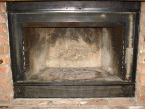 If The Firebox Becomes Warped , The Entire Unit May Need To Be Replaced.  Prefabricated Fireplaces Sometimes Have Only A 1/2  1 Inch ...