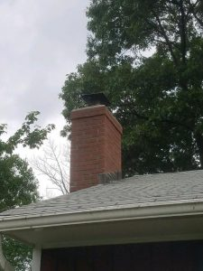 rebuilt chimney stack waterbury